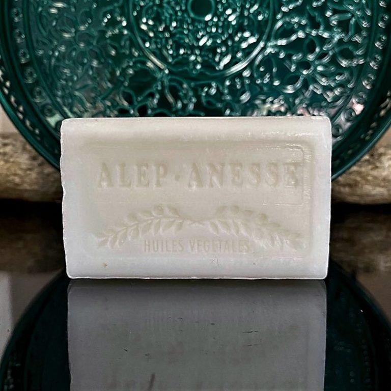 Savon d'Alep et lait d'ânesse biologique 150g